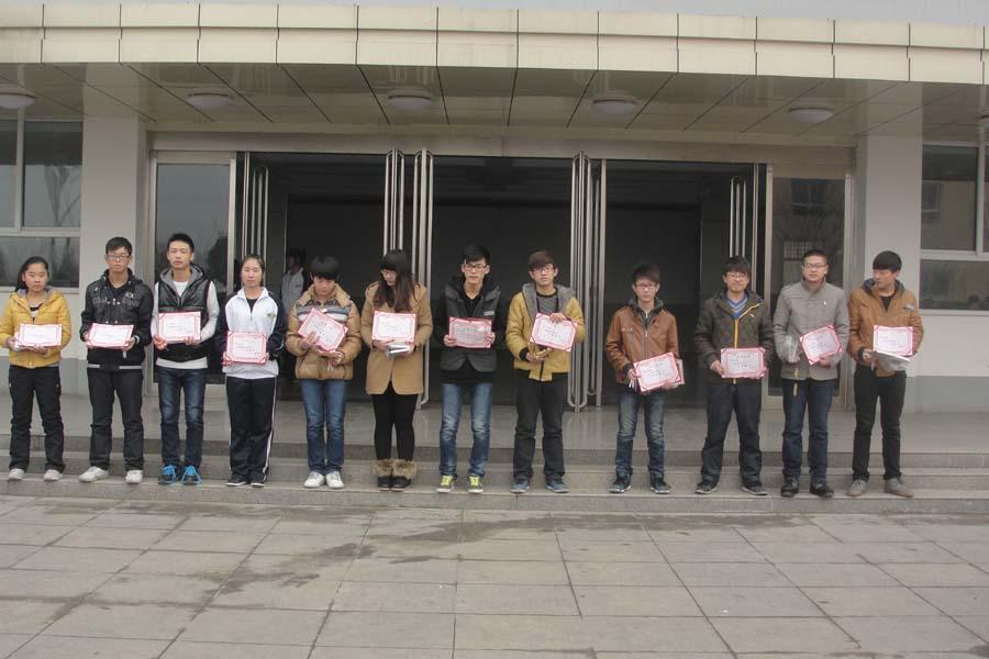 """首届校园zhisheng""""十jia歌手赛""""圆满结束"""