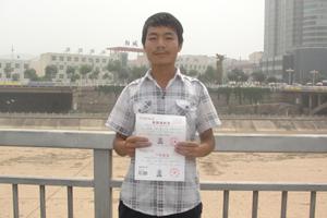 热烈庆祝我校高考取得jia绩——高縥iaheng录取mingdan