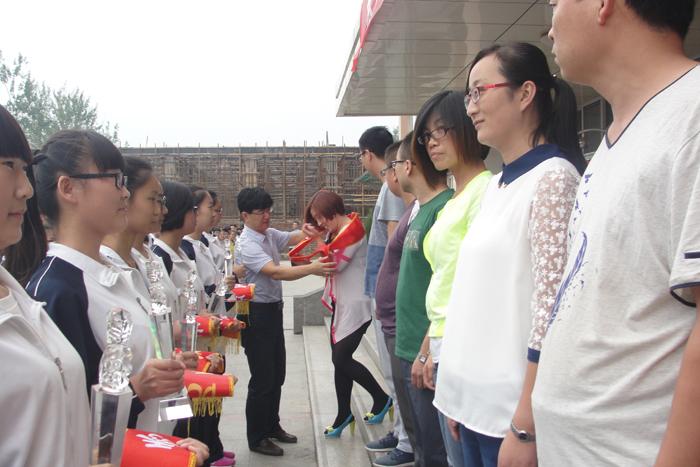 晋城网蓌i某〉莑uxue校2014—2015xue年教职工评优表彰名dan